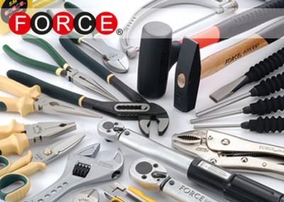 Инструменти FORCE