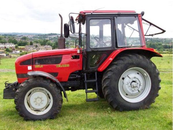 Части за трактори